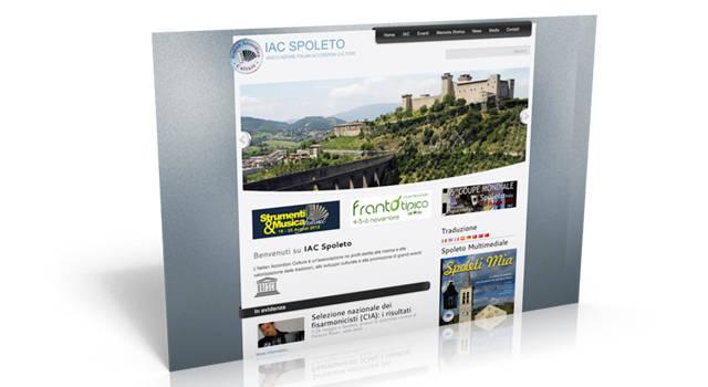 IAC Spoleto - No Profit
